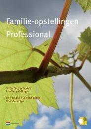 Familie-opstellingen Professional.indd - Bert Hellinger Instituut ...