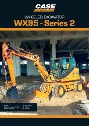 WX 95 Series2 - Case Construction