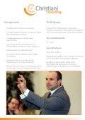 Die Positionierung als Experte - Christiani Consulting - Seite 3