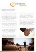 Die Positionierung als Experte - Christiani Consulting - Seite 6
