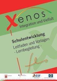 Leitfaden und Vorlagen – Lernbegleitung (pdf ... - Xenos Hessen