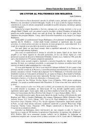 Aleea fizicienilor basarabeni - Societatea fizicienilor din Moldova