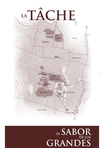 EL SABOR GRANDES - Fundación para la Cultura del Vino