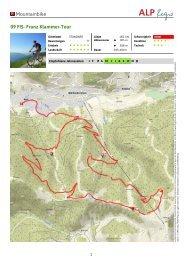 Mountainbike 09 FIS- Franz Klammer-Tour