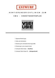 kontierungsrichtlinie nzumkmu - Inspecta Treuhand AG