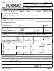 330-23 - Formulaire de vérification de sécurité, de consentement et ...
