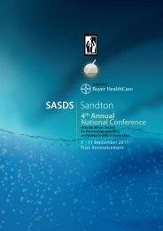 SASDS Sandton - Dermatology