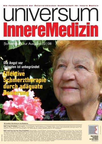 Effektive Schmerztherapie durch adäquate Dosierung ... - Wikipallia.at