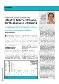 Effektive Schmerztherapie durch adäquate Dosierung ... - Wikipallia.at - Seite 2