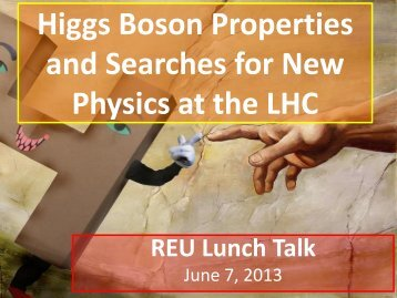 Higgs Boson Properties and Searches for New Physics at the LHC