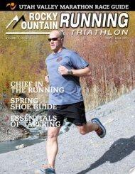 Rocky Mountain Running Magazine: Finis Swimsense