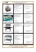 Komplexní vybavení obchodů, hotelů a restaurací ... - ALFA MB - Page 2