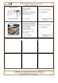 Komplexní vybavení obchodů, hotelů a restaurací ... - ALFA MB - Page 3