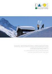DAVOS DESTINATIONS-ORGANISATION (GENOSSENSCHAFT)