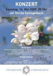 Konzertflyer als PDF