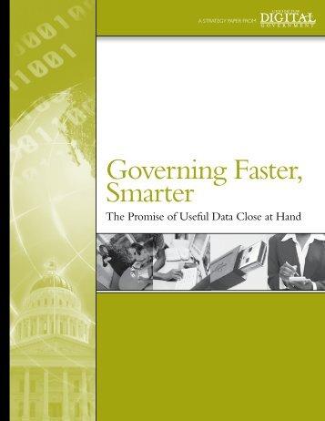 Governing Faster, Smarter - Kane County Circuit Clerk