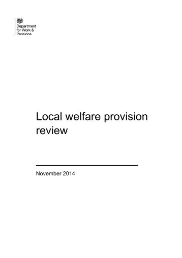 2-local-welfare-provision-review-nov-2014