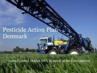 Pesticide Load Index Load