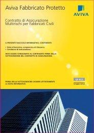 Fascicolo informativo dal 01/11/2012 - Aviva