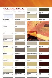 Colour Style Colour Style - Outside Products