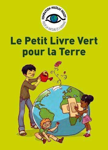 Le Petit Livre Vert pour la Terre - INFO ENERGIE des Hautes Falaises