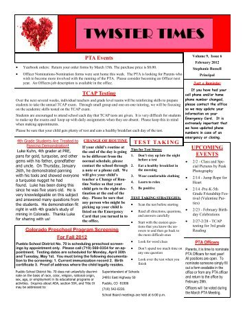 February New Letter12.pdf - Prairie Winds Elementary