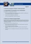 Kontrol af oplæring og instruktion samt kontrol af arbejdsprocesser ... - Page 4