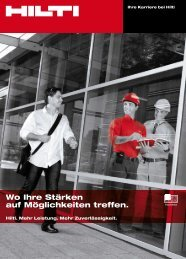 Unternehmensbroschüre (PDF) - Staufenbiel.ch