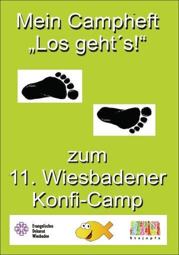 zum 11. Wiesbadener Konfi-Camp - Evangelisches ...