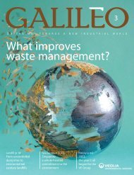 What improves waste management? - Veolia Environmental Services
