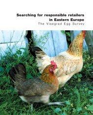 Searching for responsible retailers in Eastern Europe - Klub Gaja