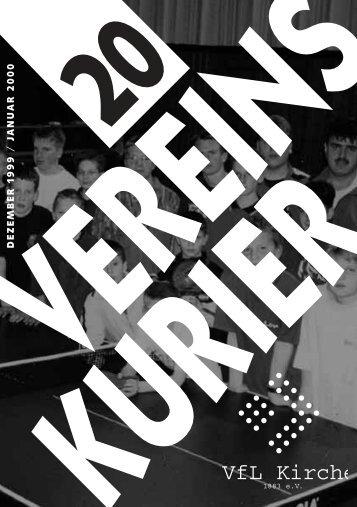 turnen - VfL Kirchen