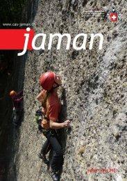 Club Alpin Suisse Section Jaman