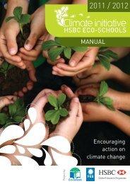 Manuál pre učiteľov - Zelená škola