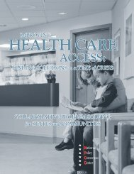 Improving Health Care Access: Finding Solutions in a Time of Crisis