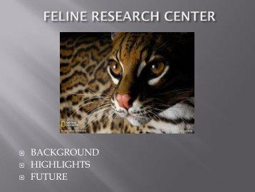 background highlights future - Caesar Kleberg Wildlife Research ...