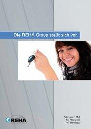 Die REHA Group stellt sich vor. - Kirchhoff Gruppe