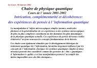 Premier cours (08/01/02) PDF - Electrodynamique des systèmes ...