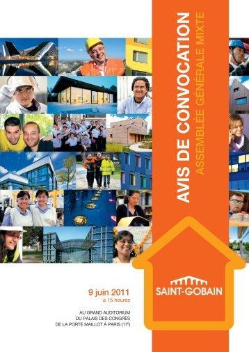 AG2011_AVC_FR.pdf - Saint-Gobain