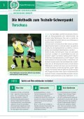 Spielend schießen lernen - REGIOfussball.ch - Seite 6