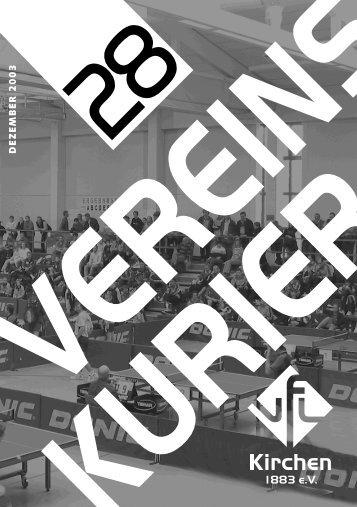 tischtennis - Schachverein Betzdorf/Kirchen