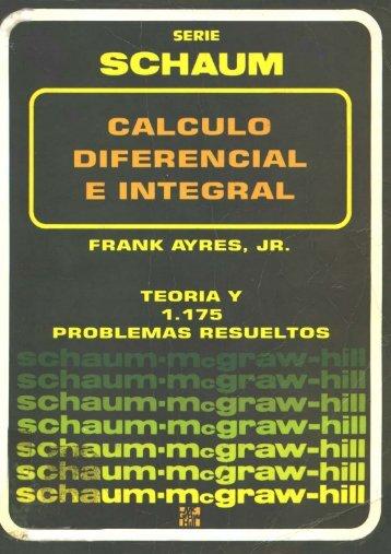 mc-graw-hill-calculo-diferencial-e-integral-teoria - Exordio
