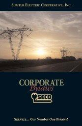 Co-op ByLaws - SECO Energy