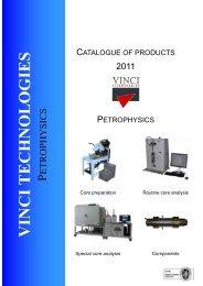 VINCI TECHNOLOGIES