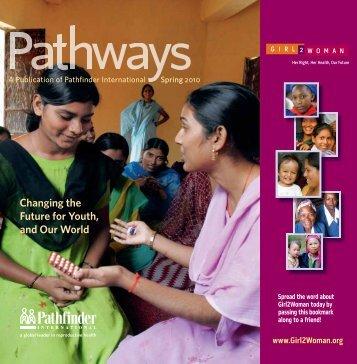 Adolescents? - Pathfinder International