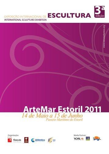 Catálogo ArteMar Estoril 2011 - Câmara Municipal de Cascais