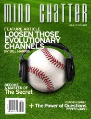 Mind Chatter #171 (April, 2007) (PDF) - Centerpointe Research ...