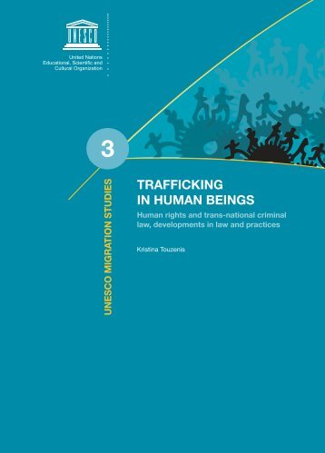 Trafficking in human beings - Hans & Tamar Oppenheimer Chair in ...