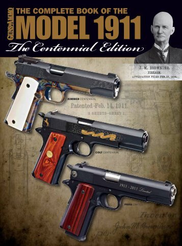 The Centennial Edition - Colt