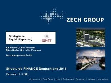 Structured FINANCE Deutschland 2011